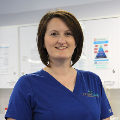 Gemma Smith, Student Veterinary Nurse