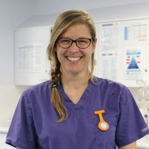 Joanne Michou, RCVS recognised Specialist and European Specialist in Veterinary Anaesthesia and Analgesia