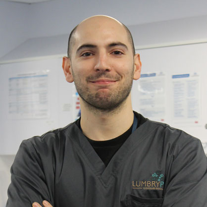 Joao Frias, Neurology Intern